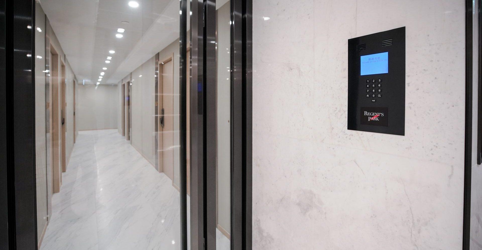 Regent's Park-Door Access-1