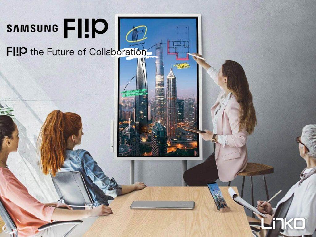 Samsung Flip Interactive Whiteboard