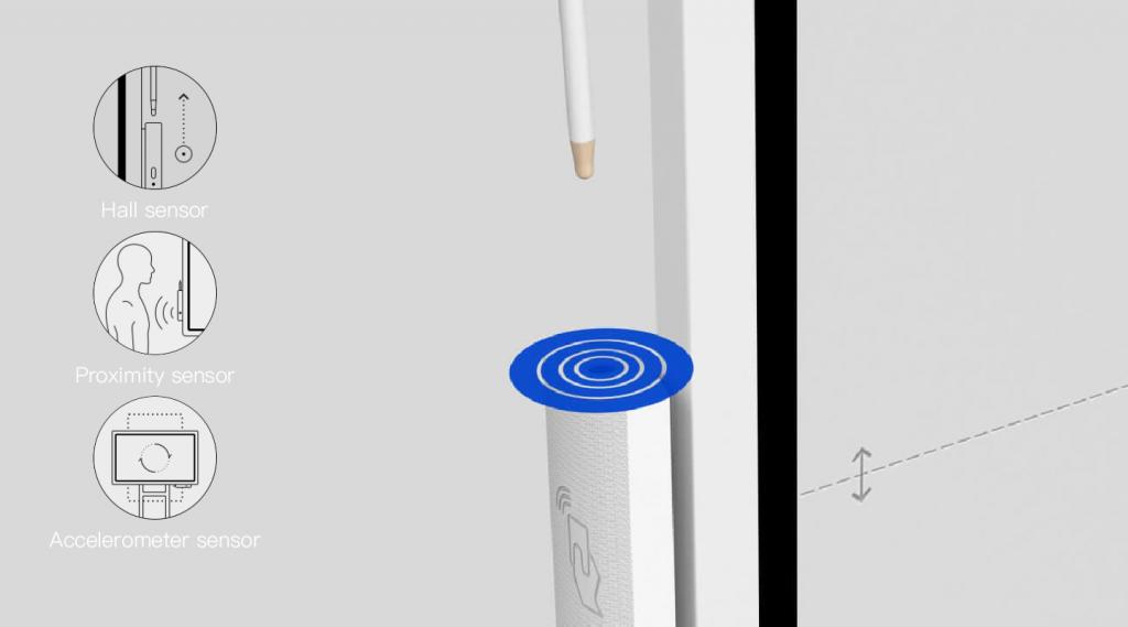 Flip_Hall Sensor