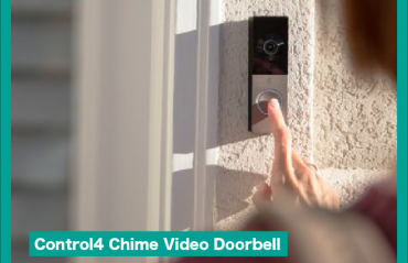 【Control4】Chime 視像門鐘|前所未有的家居防護體驗
